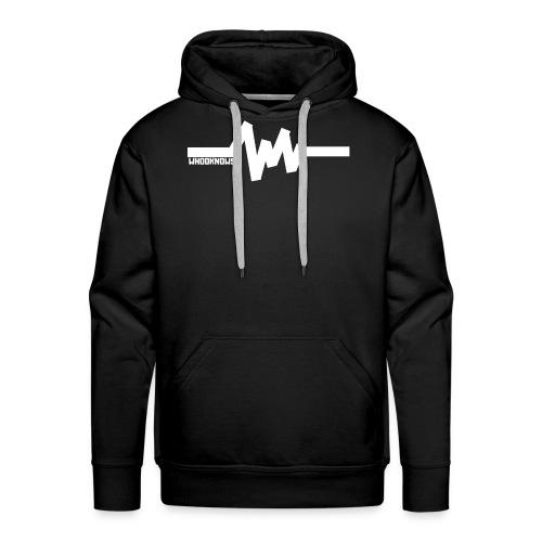 WHOOKNOWS 2 copy - Men's Premium Hoodie