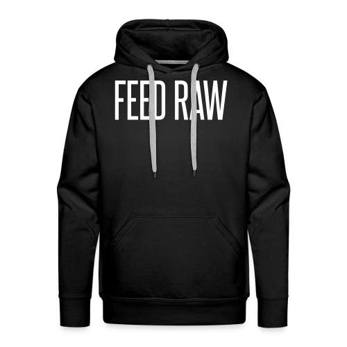 FeedRaw - Men's Premium Hoodie