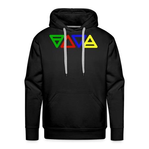 elements symbols - Men's Premium Hoodie