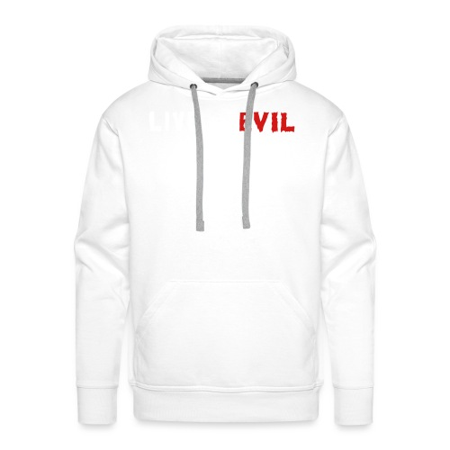 Live = Evil - Men's Premium Hoodie