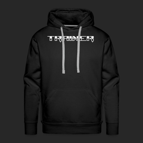 Wicked Dano Trainer Design - Men's Premium Hoodie