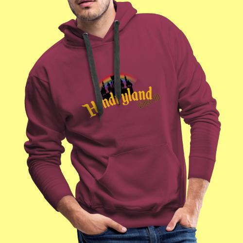 HENDRYLAND logo Merch - Men's Premium Hoodie