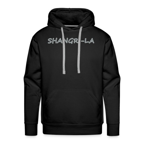 Shangri La silver - Men's Premium Hoodie