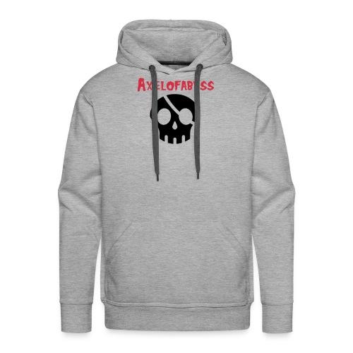 skull pirate 2 - Men's Premium Hoodie