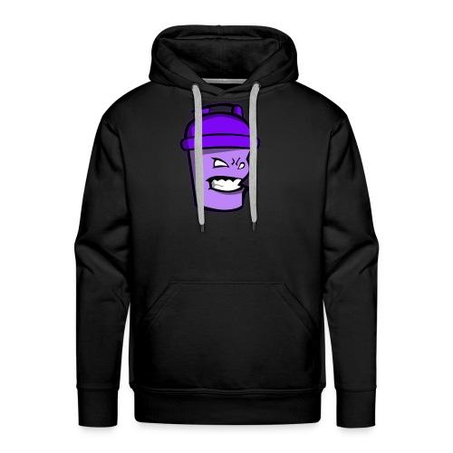 Protein playground shaker cup - Men's Premium Hoodie