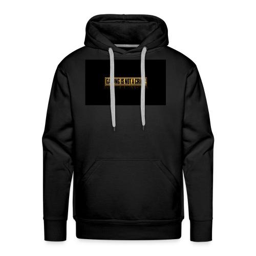 Gaming - Men's Premium Hoodie