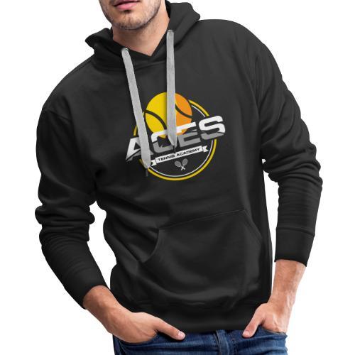 Aces Black Badge - Men's Premium Hoodie