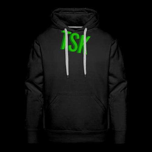 Meget simpel TSK trøje - Men's Premium Hoodie