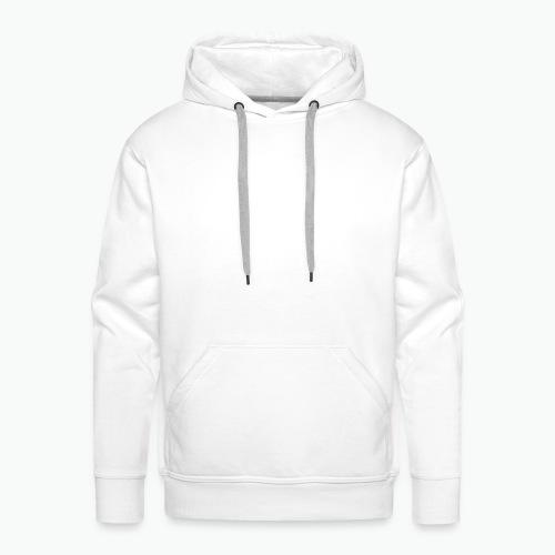 SFA LOGO WHITE - Men's Premium Hoodie