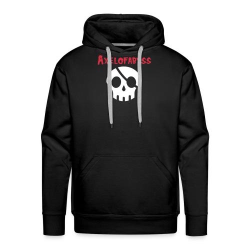 Skull pirate - Men's Premium Hoodie