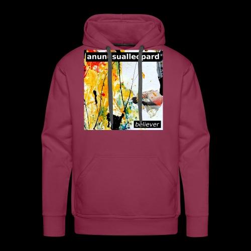 Believer! Cover Art T-shirt - Men's Premium Hoodie