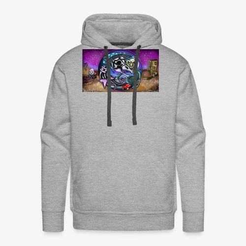 Mother CreepyPasta Land - Men's Premium Hoodie