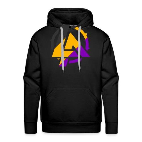 LA 2 - Men's Premium Hoodie