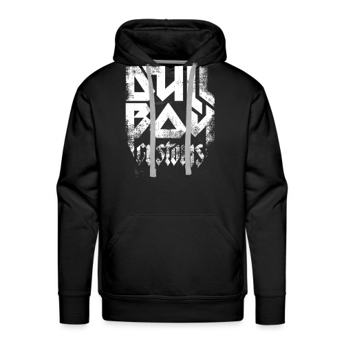 Dull Boy Customs white - Men's Premium Hoodie