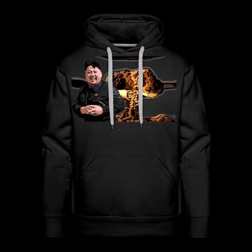 Crazy Kim exploded - Men's Premium Hoodie
