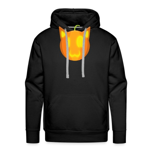 PhuCat103 Pumpkin Logo - Men's Premium Hoodie