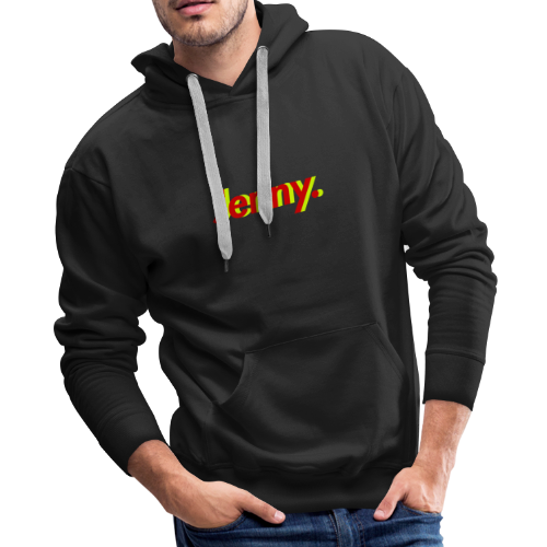 The Cover - Men's Premium Hoodie