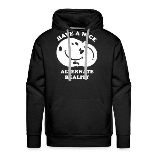Alternate Reality - Men's Premium Hoodie