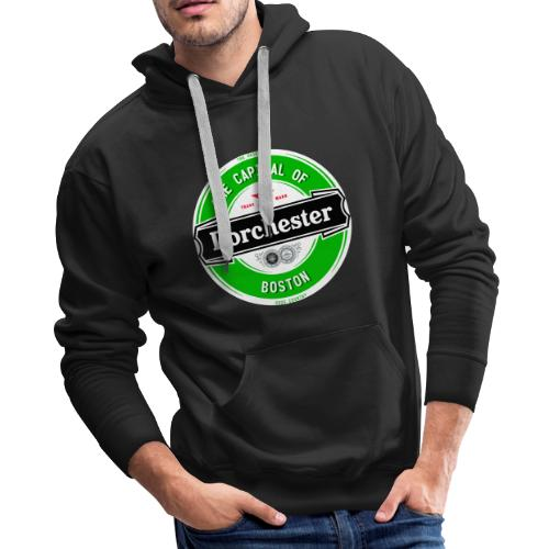 Capital of Boston - Men's Premium Hoodie