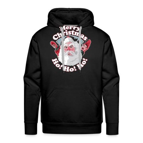 Merry Christmas...Ho! Ho! Ho! A Great Christmas - Men's Premium Hoodie