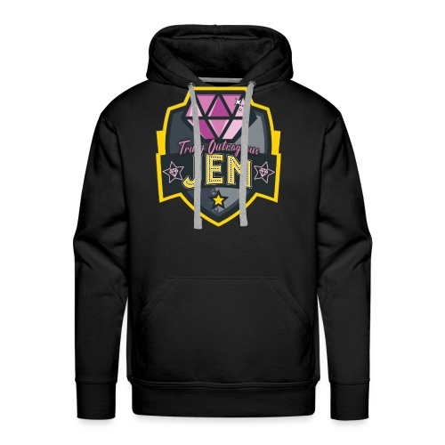 Truly Outrageous Jem - Men's Premium Hoodie