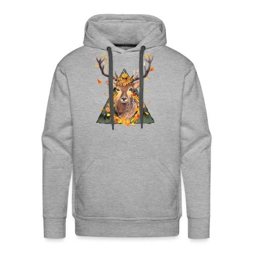The Spirit of the Forest - Men's Premium Hoodie