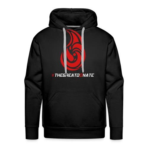 #THEGREATDONATE - Men's Premium Hoodie