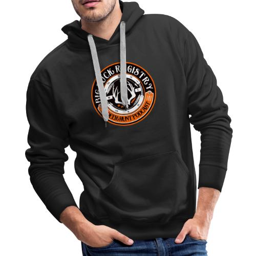 Big Buck Registry Deer Hunt Podcast - Men's Premium Hoodie