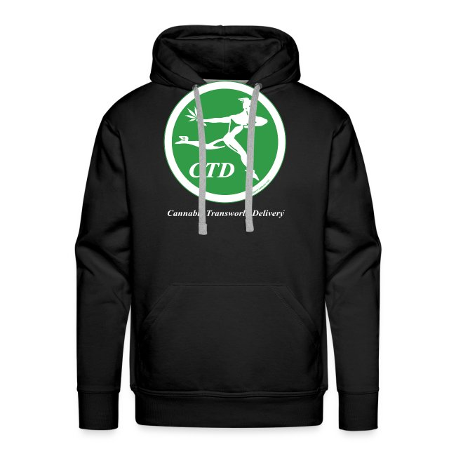 Cannabis Transworld Delivery - Green-White