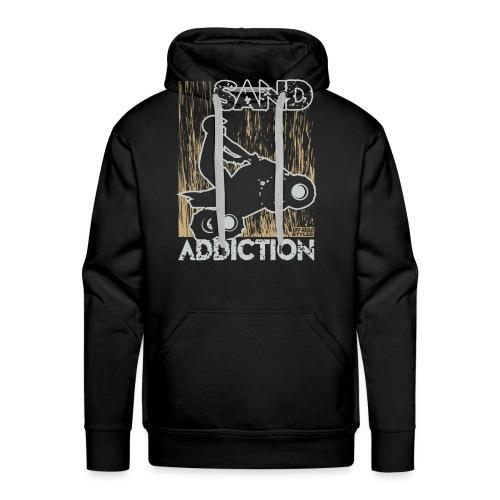 ATV Quad Sand Addiction - Men's Premium Hoodie