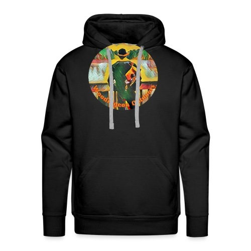 WoodPigeon Outdoors - Men's Premium Hoodie