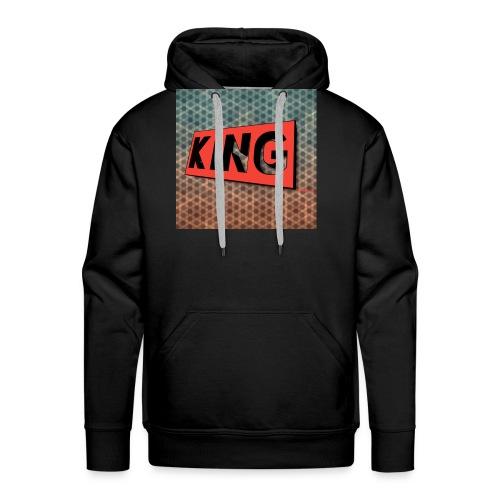 kingcreeper7972 logo - Men's Premium Hoodie