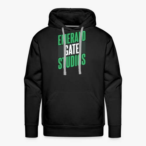 Emerald Gate Action Movie - Men's Premium Hoodie