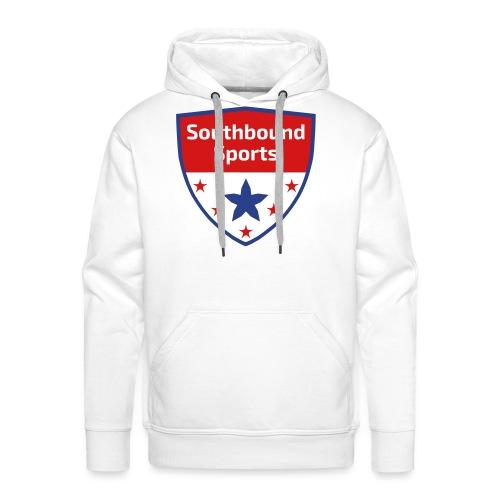 Southbound Sports Crest Logo - Men's Premium Hoodie