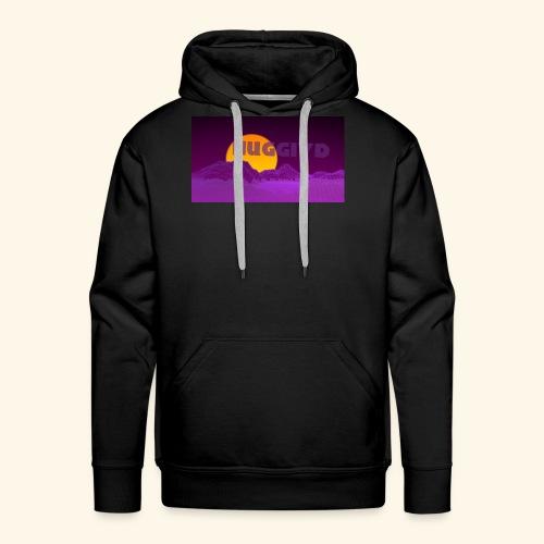 purple boy shirt - Men's Premium Hoodie