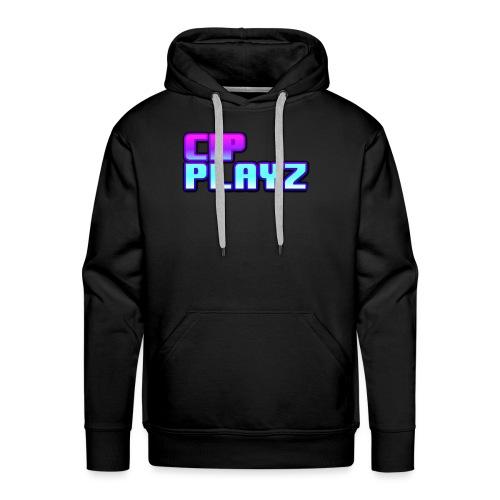 CipPlayz MIAMI TEXT - Men's Premium Hoodie