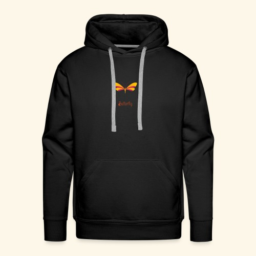 Butterfly - Men's Premium Hoodie