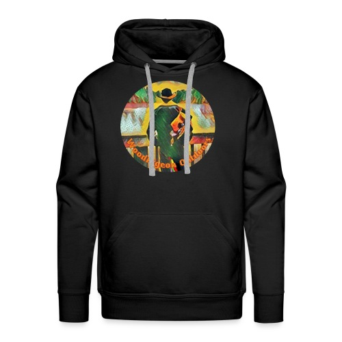 WoodPigeon Outdoors - Men's Premium Hoodie