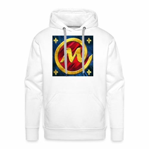 logo champion mm cl - Men's Premium Hoodie