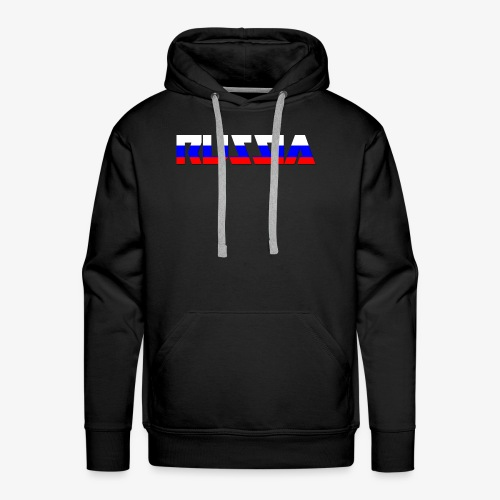 Patriotic Wear RU - Men's Premium Hoodie