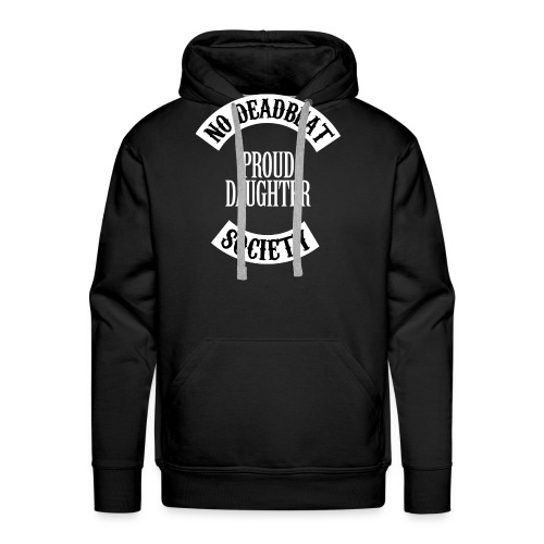 Proud Daughter T-shirt (Kids) - Men's Premium Hoodie