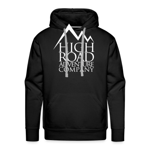 High Road Adventure Company Logo - Men's Premium Hoodie