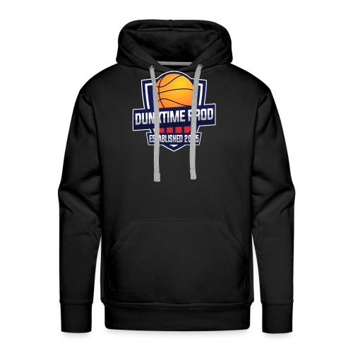 DUNKIME Producions Logo - Men's Premium Hoodie