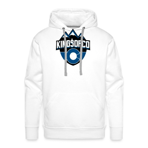 KCO New Logo Clear Background.png - Men's Premium Hoodie