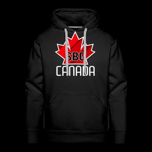 Team Canada SBG - Men's Premium Hoodie