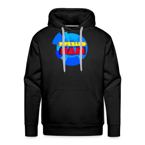 PuzzledSam Logo - Men's Premium Hoodie