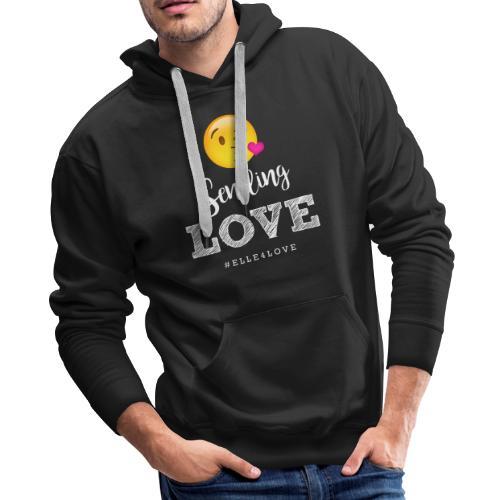 Sending Love - Men's Premium Hoodie
