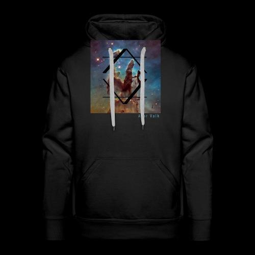 Afor Shirt Volk V1 - Men's Premium Hoodie