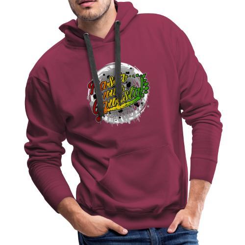 Rasta nuh Gangsta - Men's Premium Hoodie