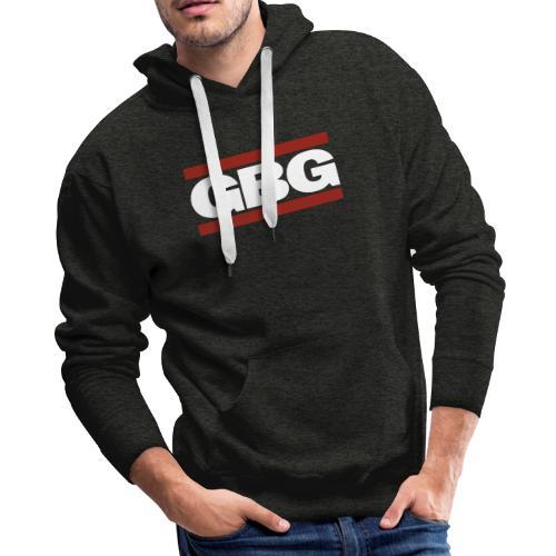 GBG Simple - Men's Premium Hoodie